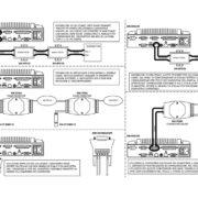 controllori di stringa - schema collegamenti