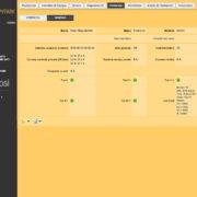 compatibilità protezioni - Visualizzazione Real Time