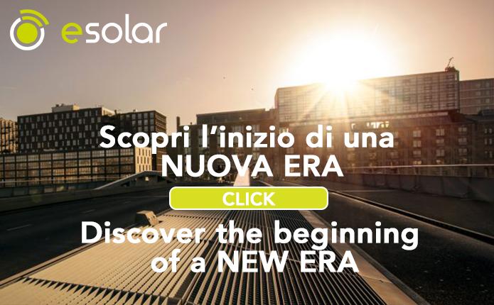 Nuova Era sistemi per il monitoraggio impianti FV Esolar